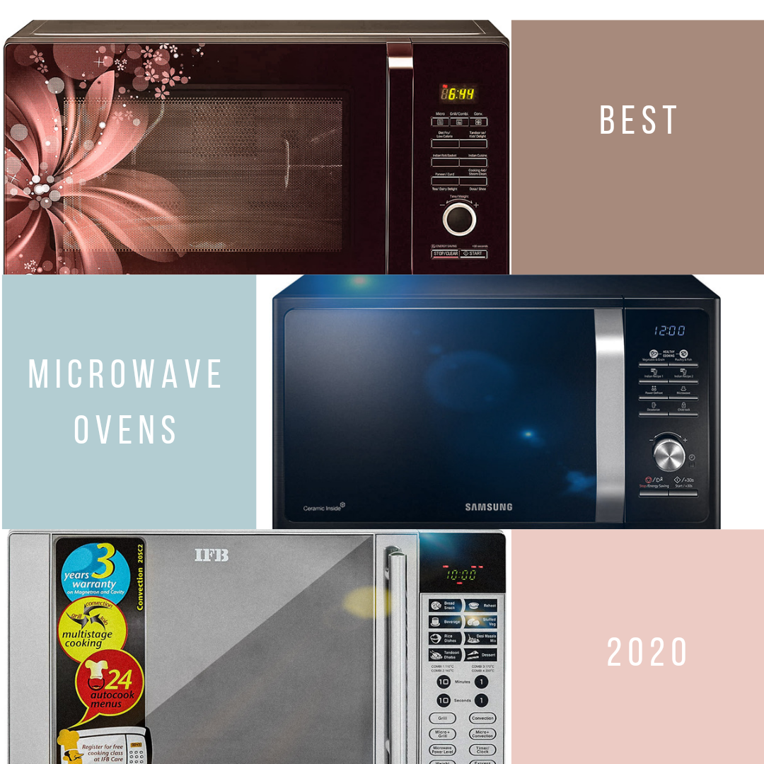 Best Microwave Ovens For Indian Kitchens