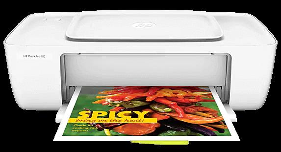 HP DeskJet 1112 Color Printer