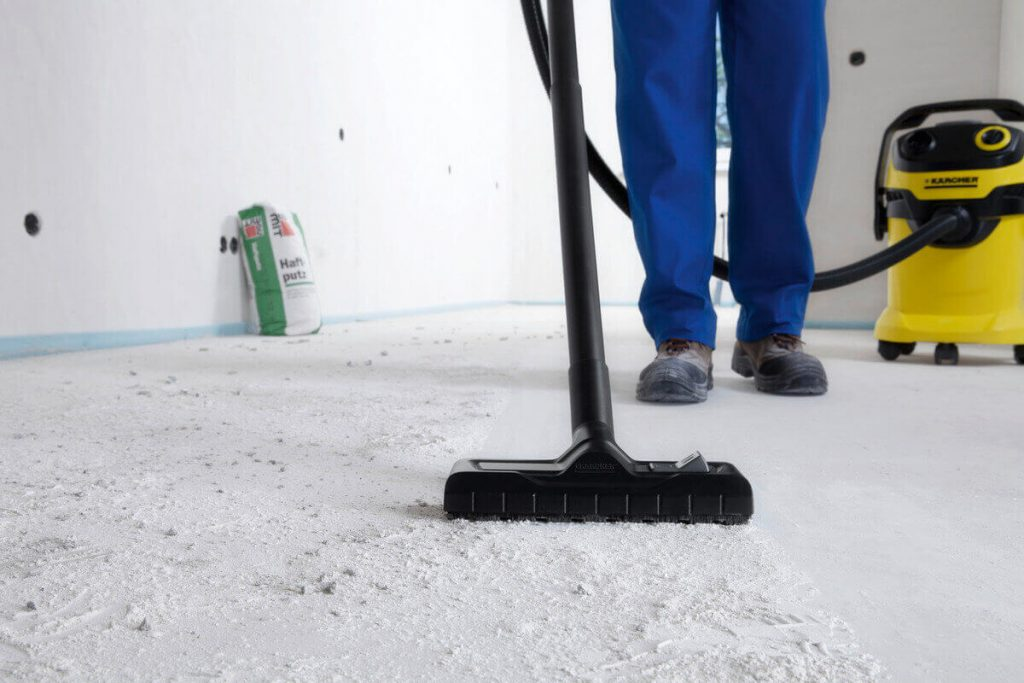 Karcher Vacuum cleaner review