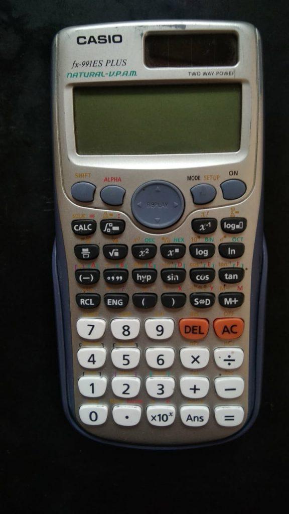 CASIO FX-991EX CLASSWIZ