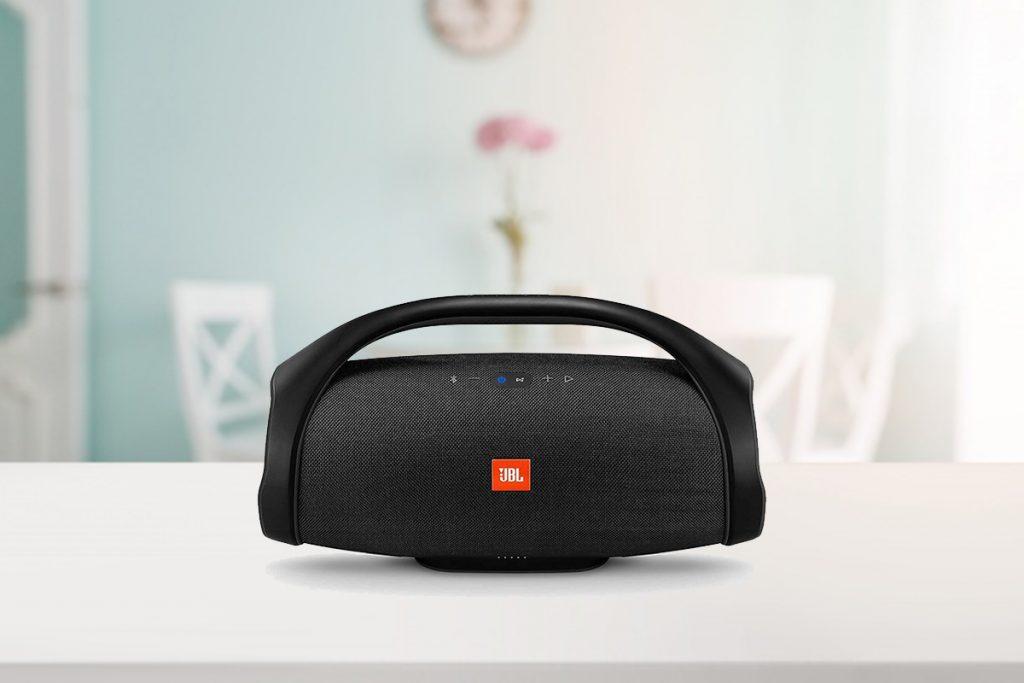 JBL boombox bluetooth speakers