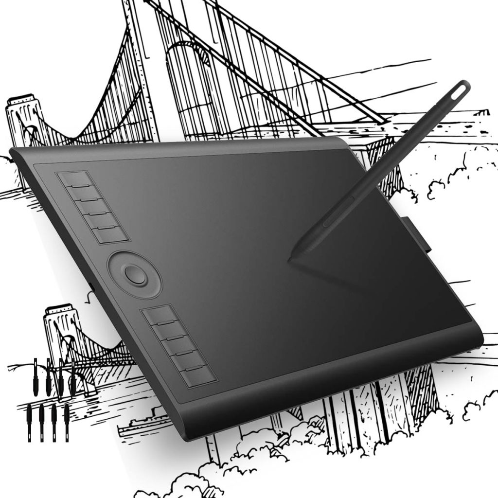Gaomon PD drawing tablet