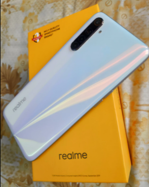 realme new phone