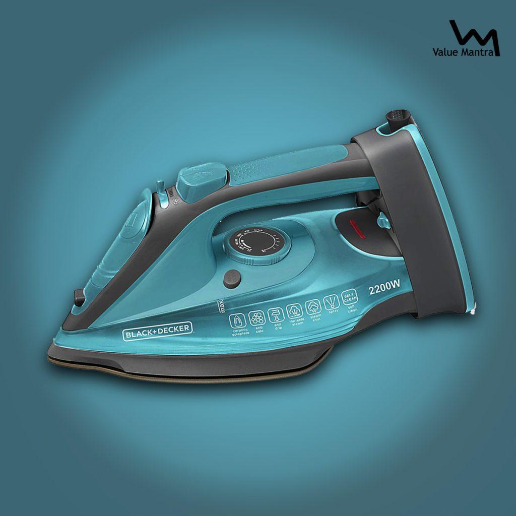 ironing press