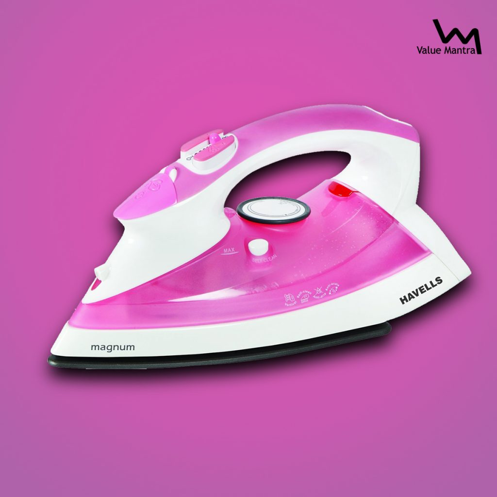 best iron for clothes