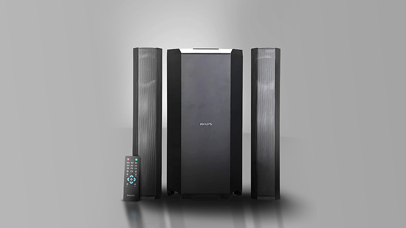 PHILIPS MMS8085B/94 home theater