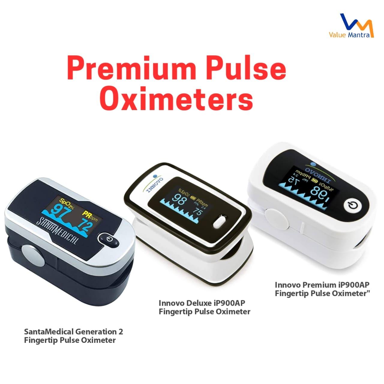 Pulse oximeter readings, price & details (2021)