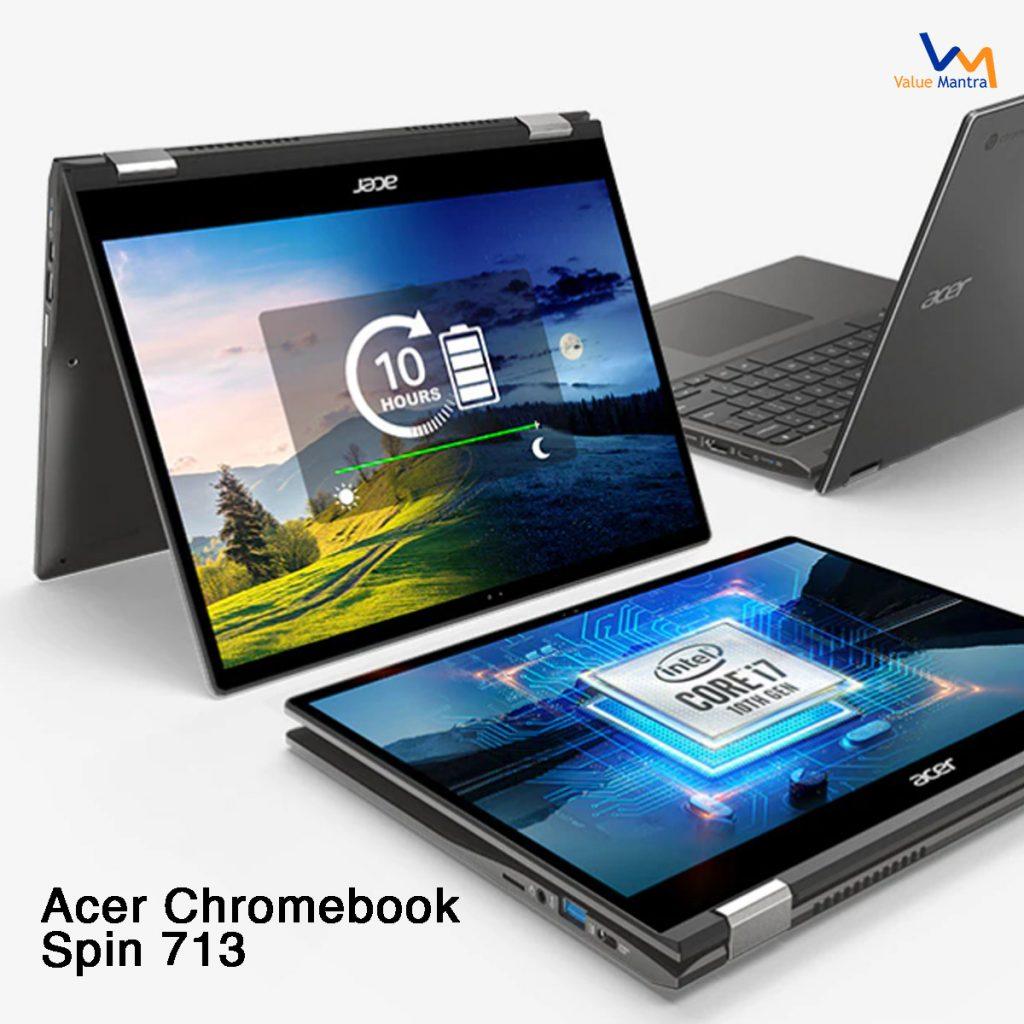 Acer Chromebook Spin 713 laptop
