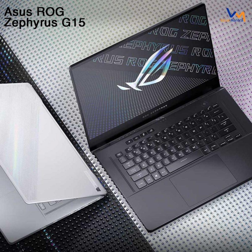 Asus ROG Zephyrus G15 gaming laptop