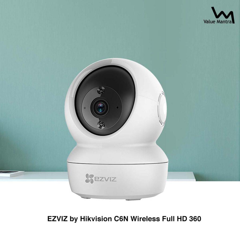ezviz wireless cctv camera