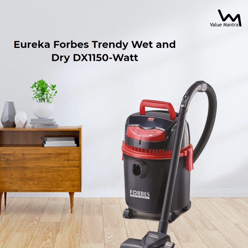 EUREKA FORBES Trendy Dx Wet Dry Vacuum