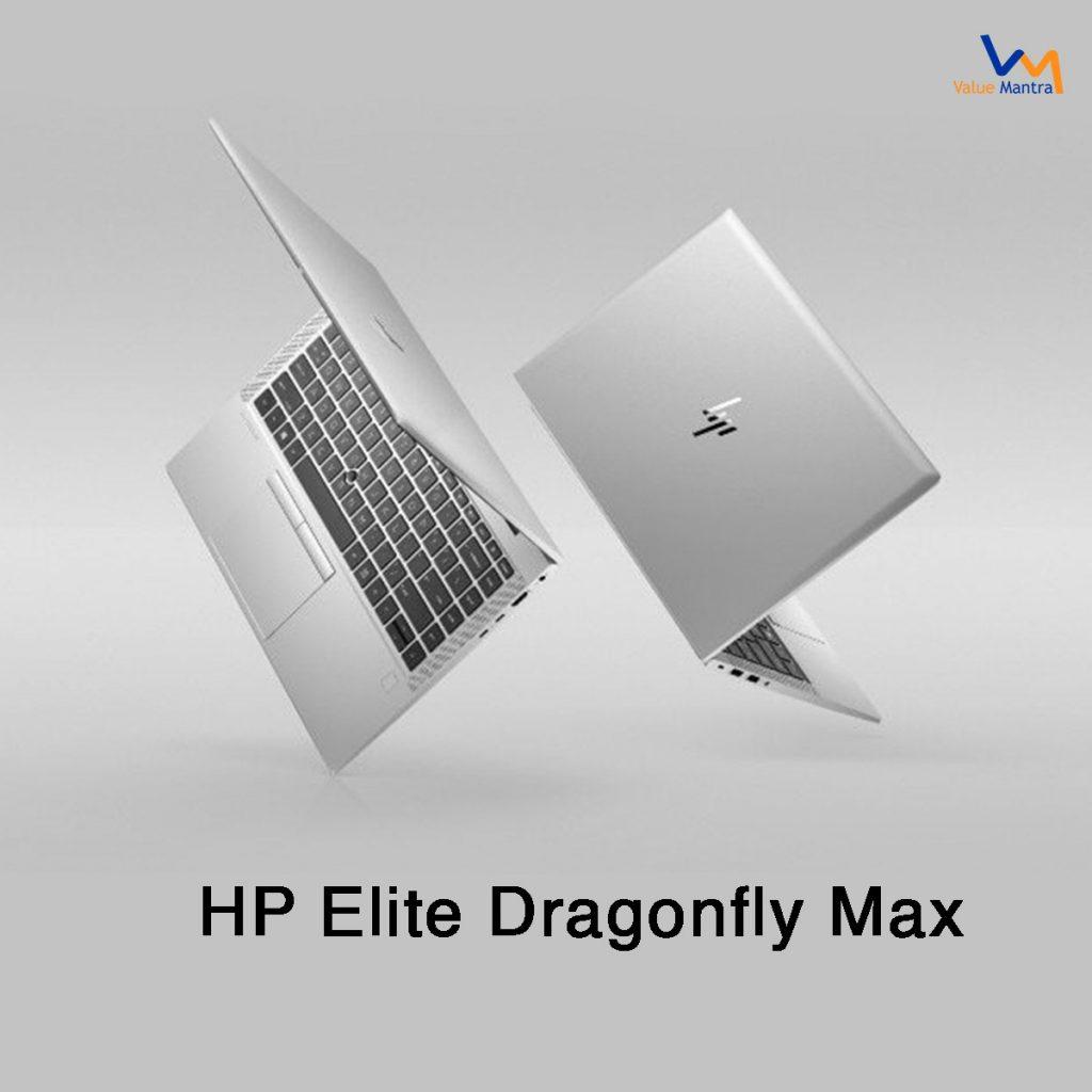 HP Elite Dragonfly Max gaming laptop