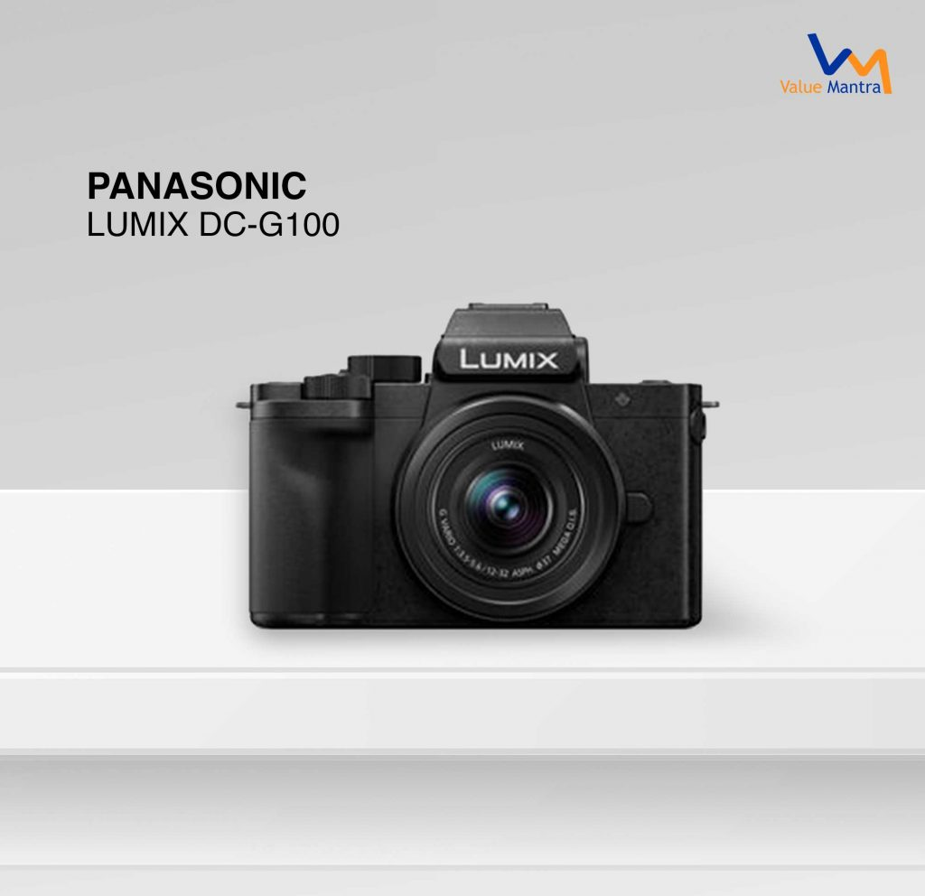 Panasonic Lumix G100 camera