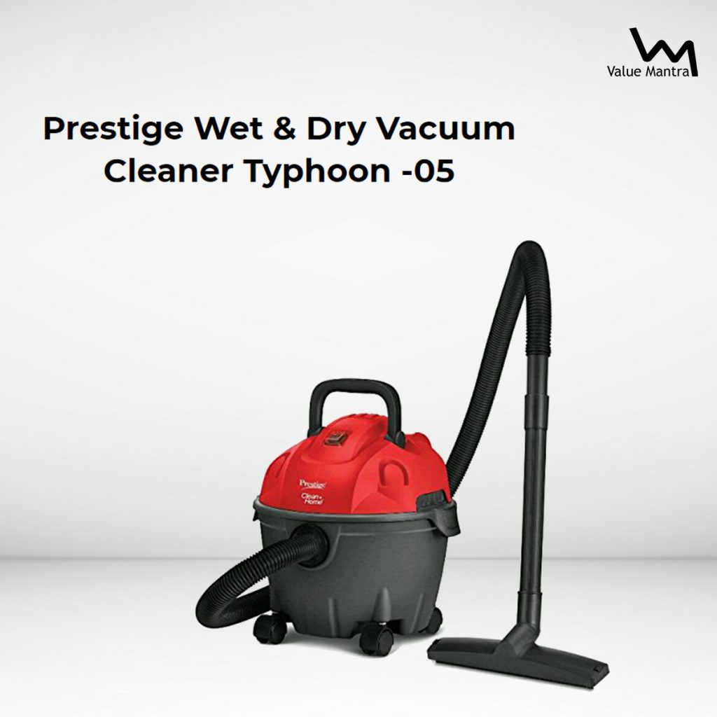 Prestige Wet Dry Vacuum Cleaner