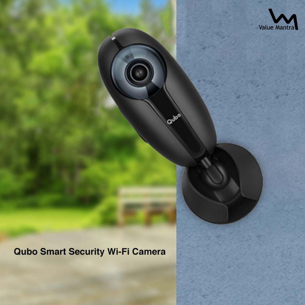 qubo wifi security
