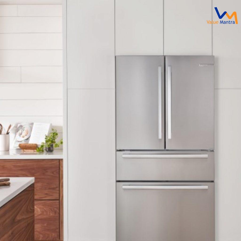 bosch 800 french door best smart fridge