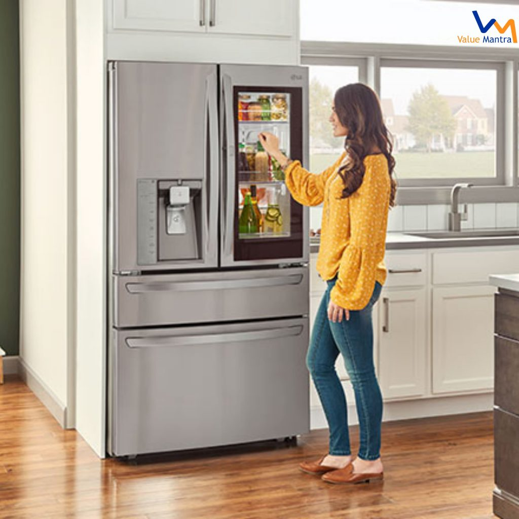 LG insta view best smart fridge