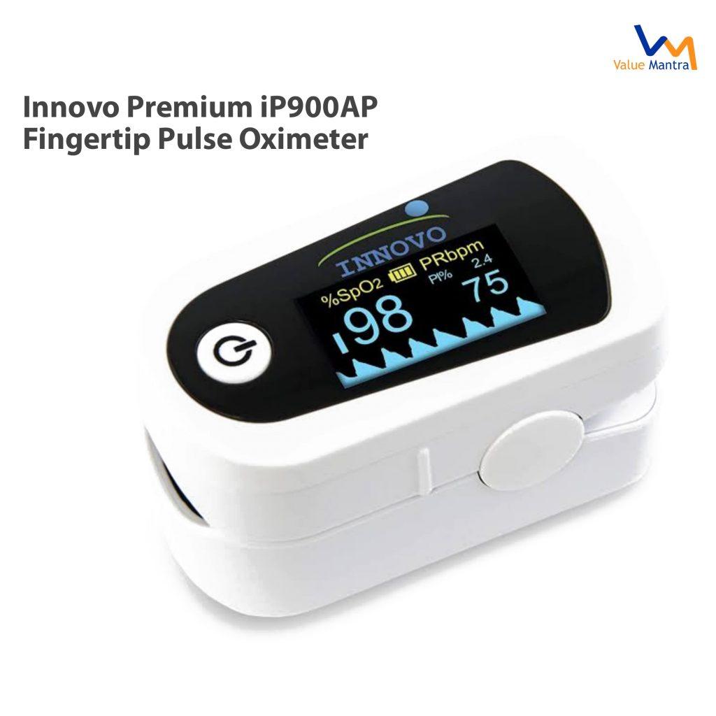 Innovo Premium Pulse Oximeter