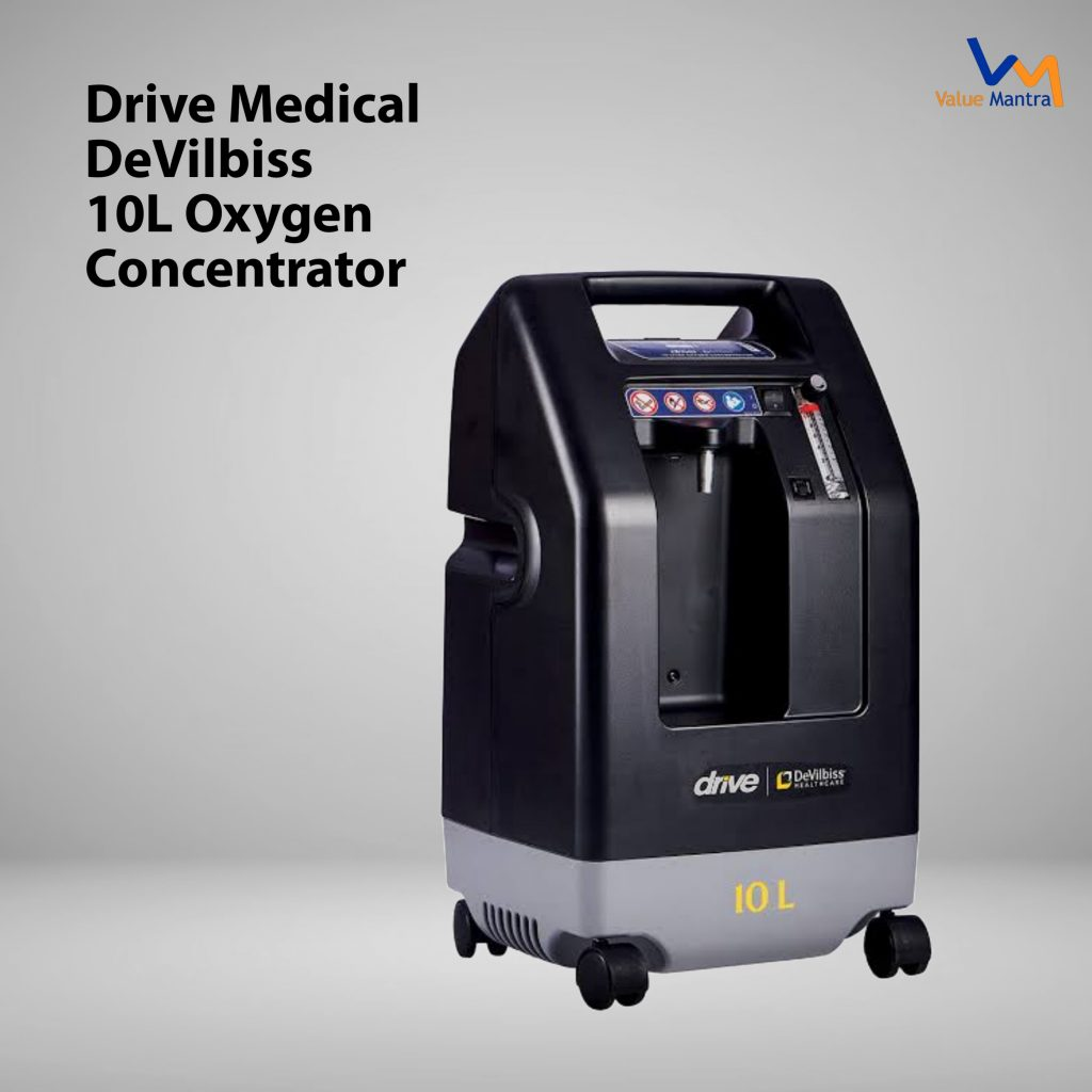 Drive Medical DeVilbiss 10L Oxygen Concentrator