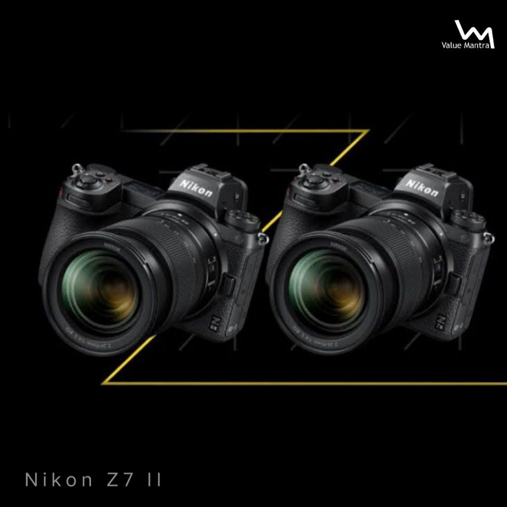 Nikon Z7 II camera