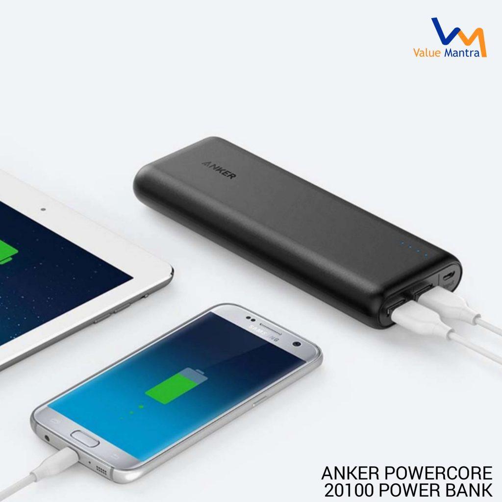 Anker Power Core 20000mah powerbank