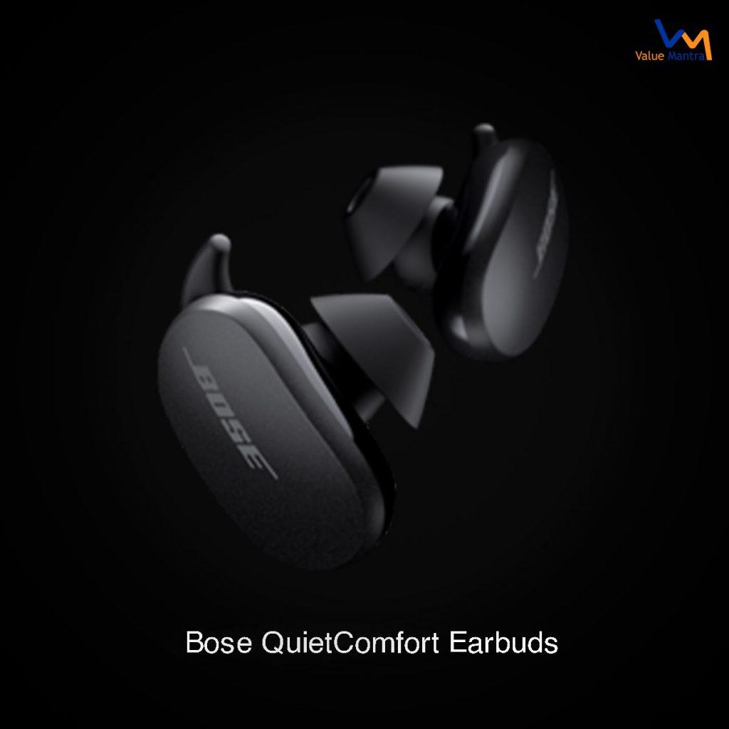 Bose quiet comfort tws earbuds