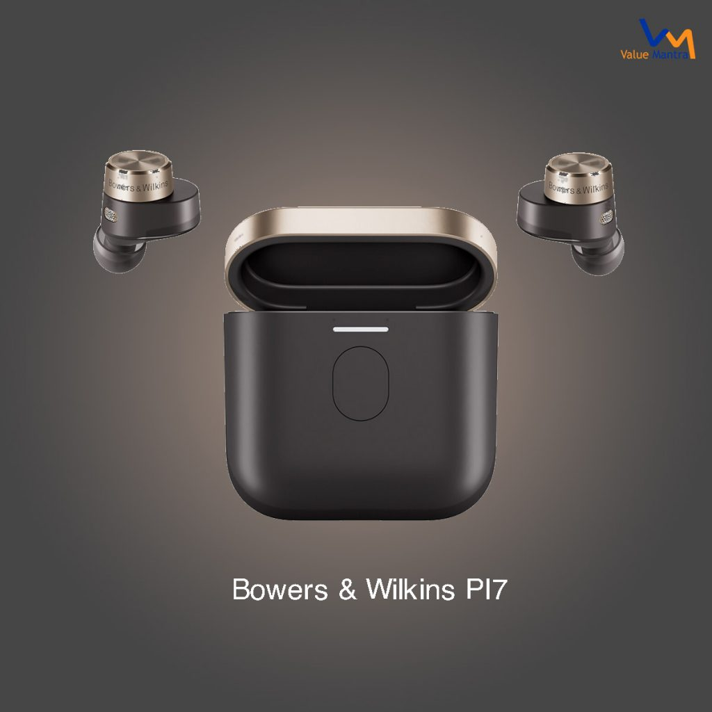 Bowers Wilkins PI7 tws earbuds