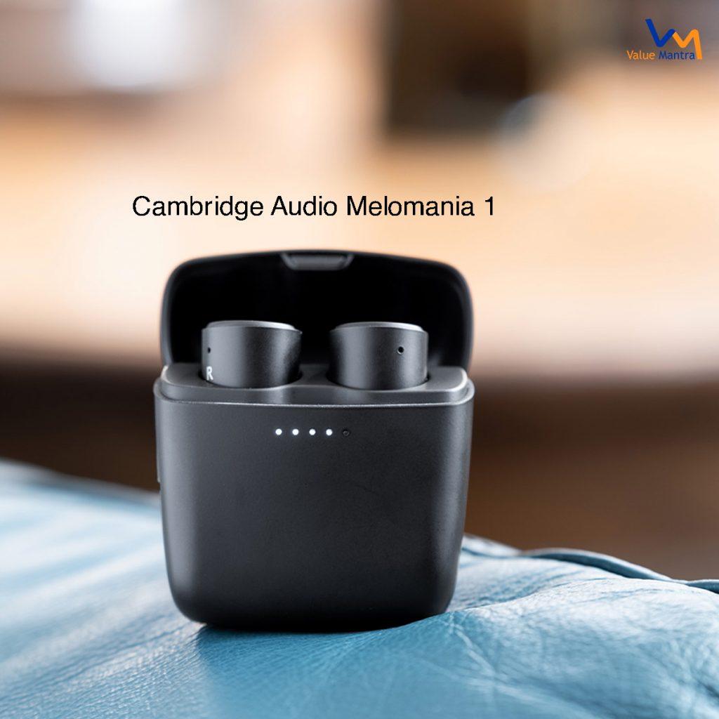 Cambridge Audio Melomania 1 tws earbuds