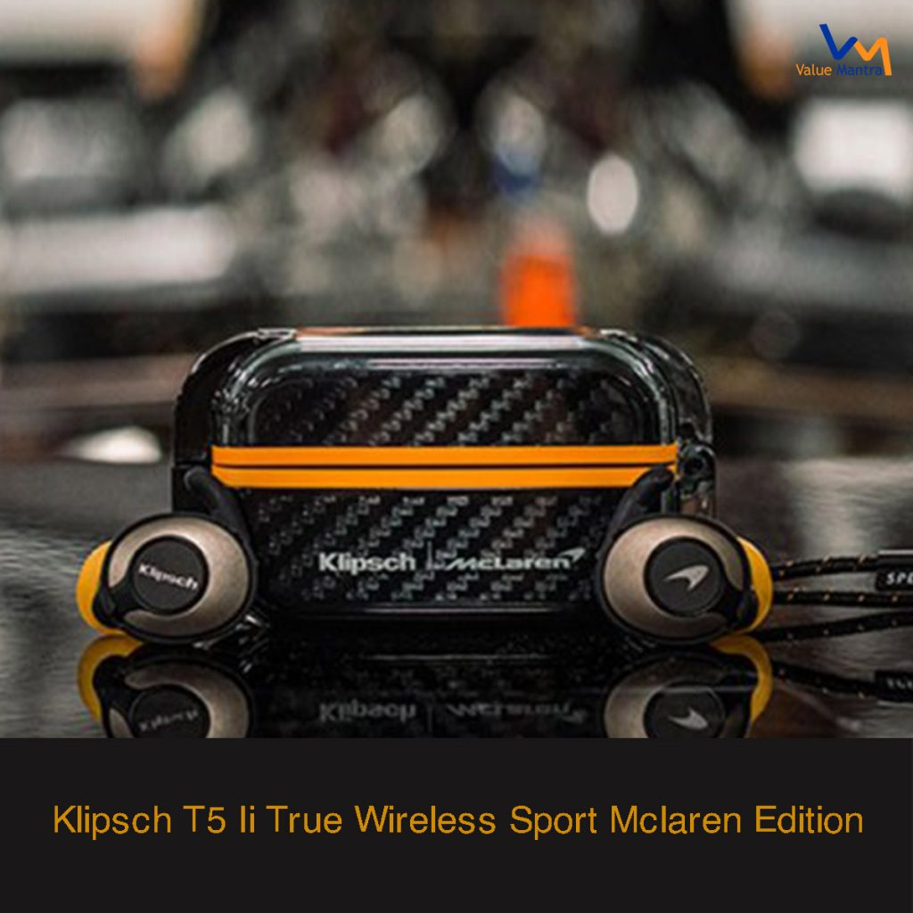 Klipsch T5 Ii tws earbuds