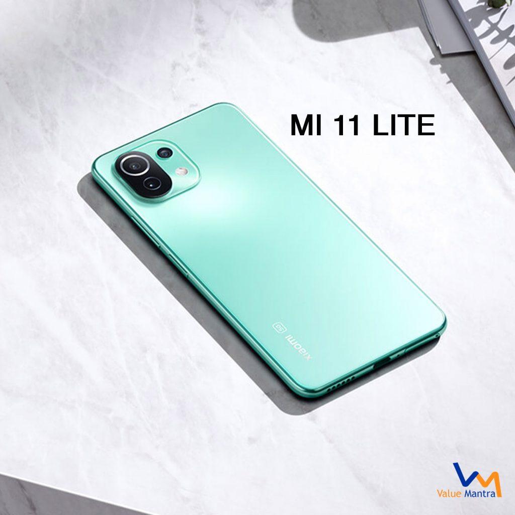 Mi 11 Lite best smartphone