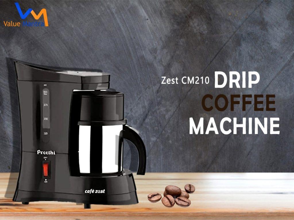 preethi CM210 coffee maker