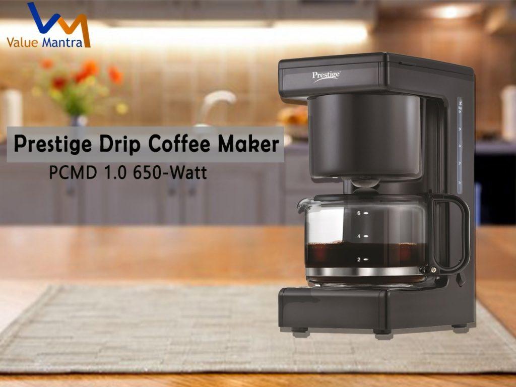 Prestige PCMD coffee maker