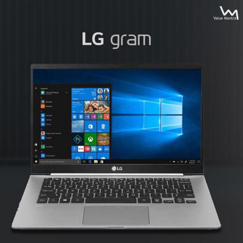 LG gram 14 laptop