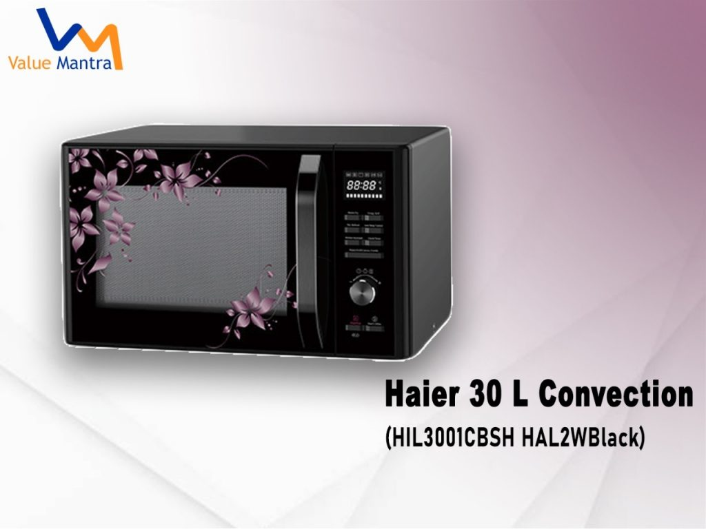 Haier 30 L microwave oven