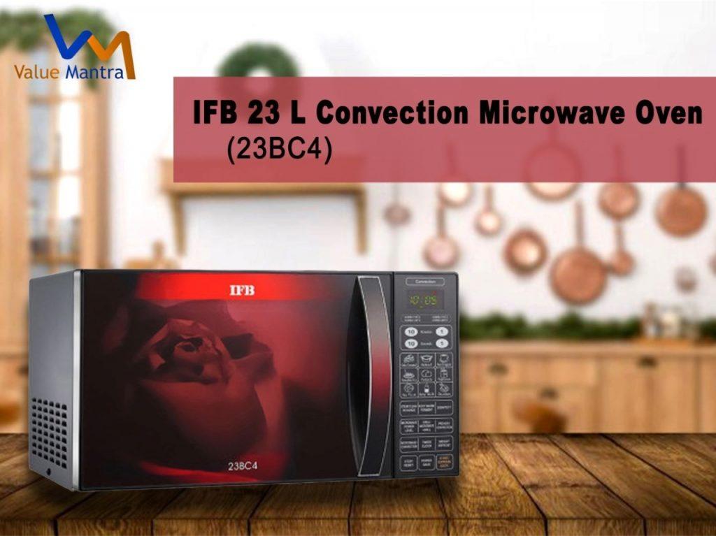 IFB microwave oven