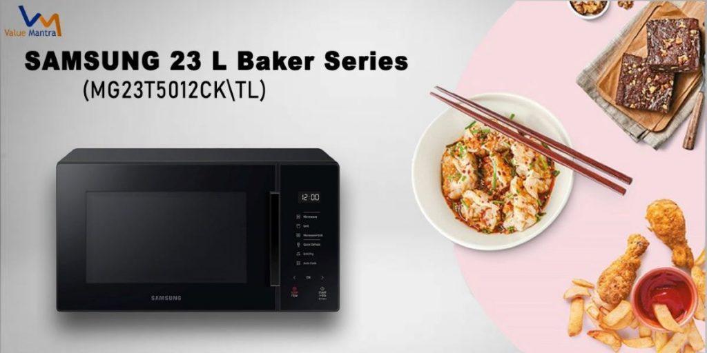 SAMSUNG 23 L microwave