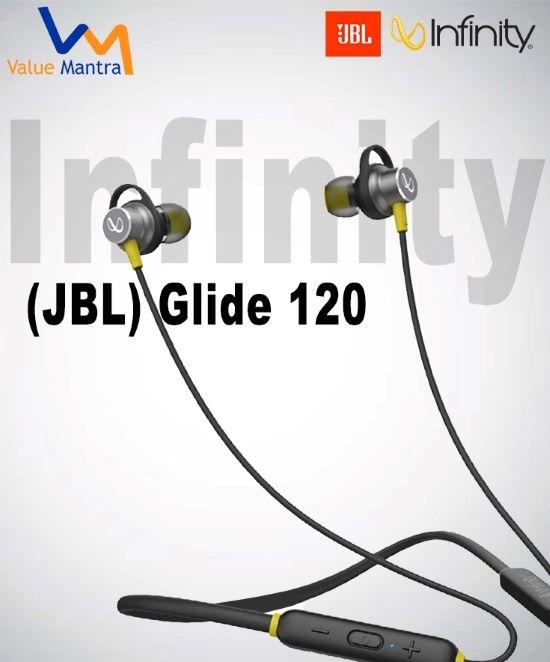 JBL Infinity Glide 120 bluetooth earphones