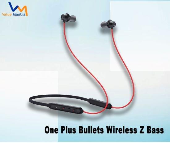 OnePlus Bullets Wireless Z bluetooth earphones