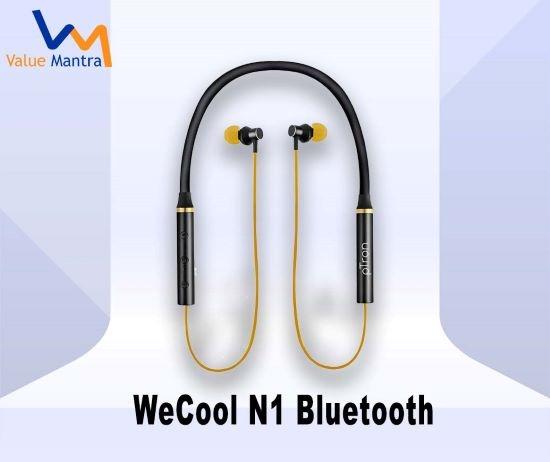 WeCool N1 bluetooth earphones