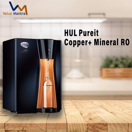 HUL Pureit Copper water purifier