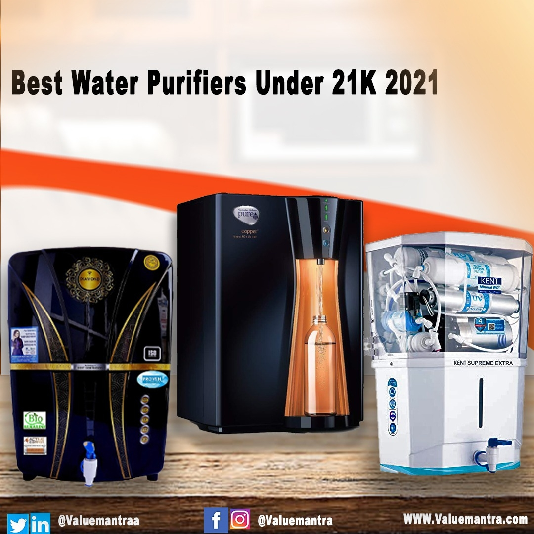 Best water purifier for home (2021)