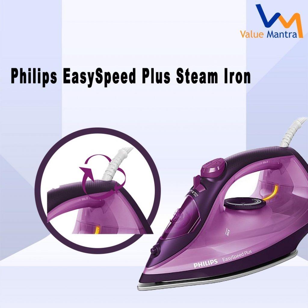 Philips steam iron