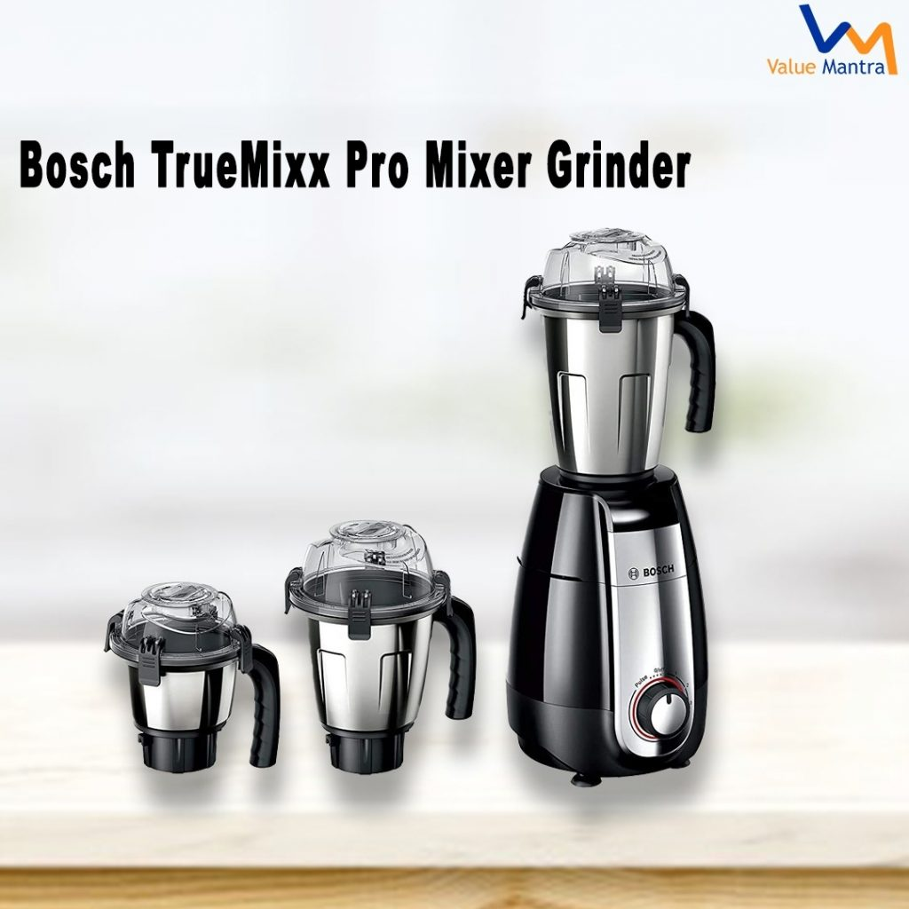 Boshch TrueMixx Pro Mixer Grinder