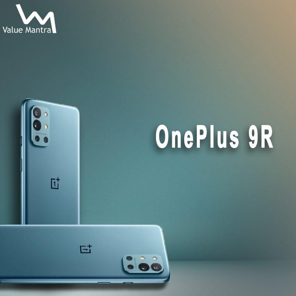 OnePlus 9R best gaming smartphones
