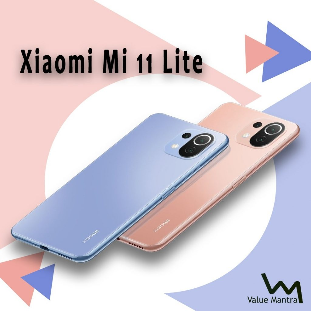 Xiaomi Mi 11 Lite gaming phone