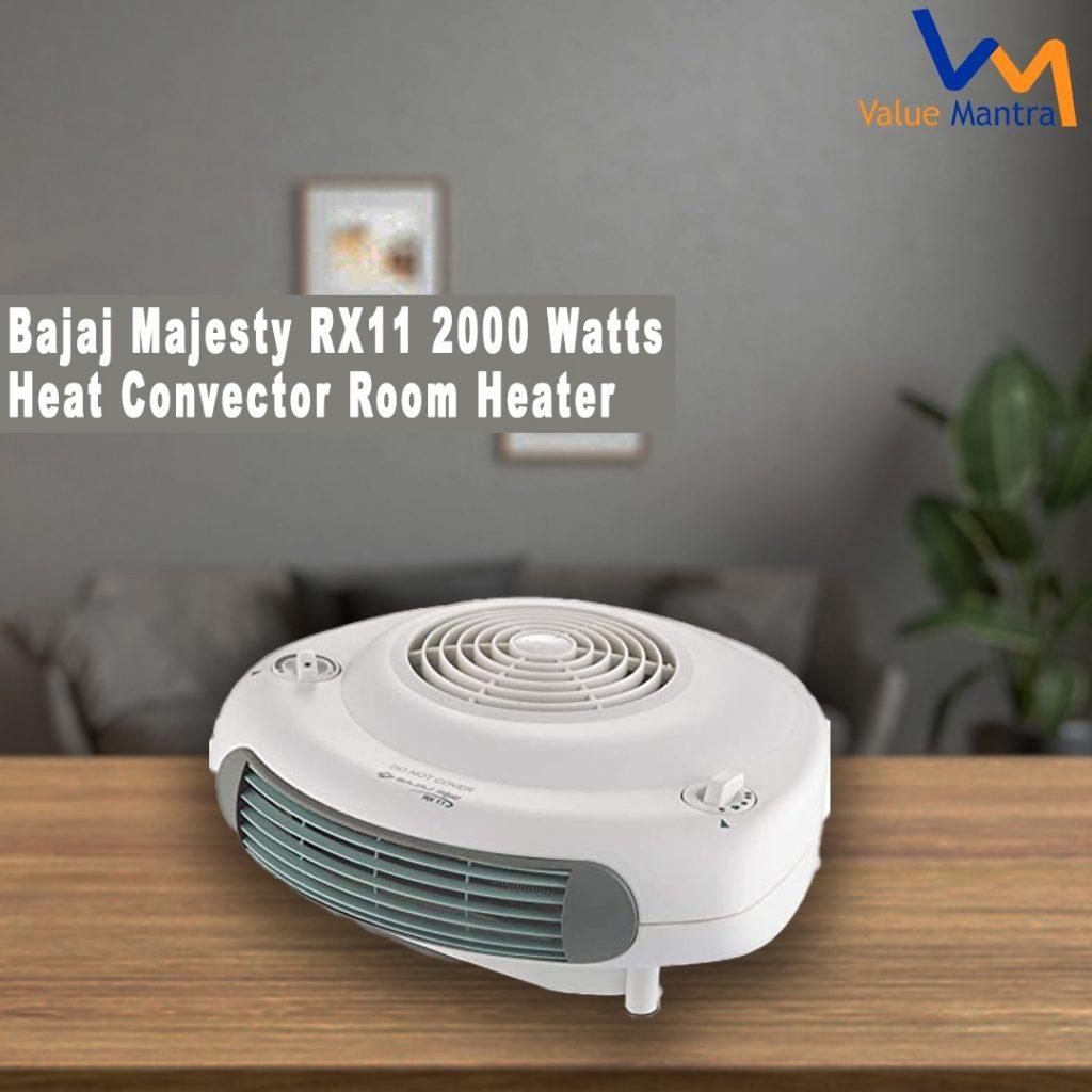 Bajaj rx11 Heater