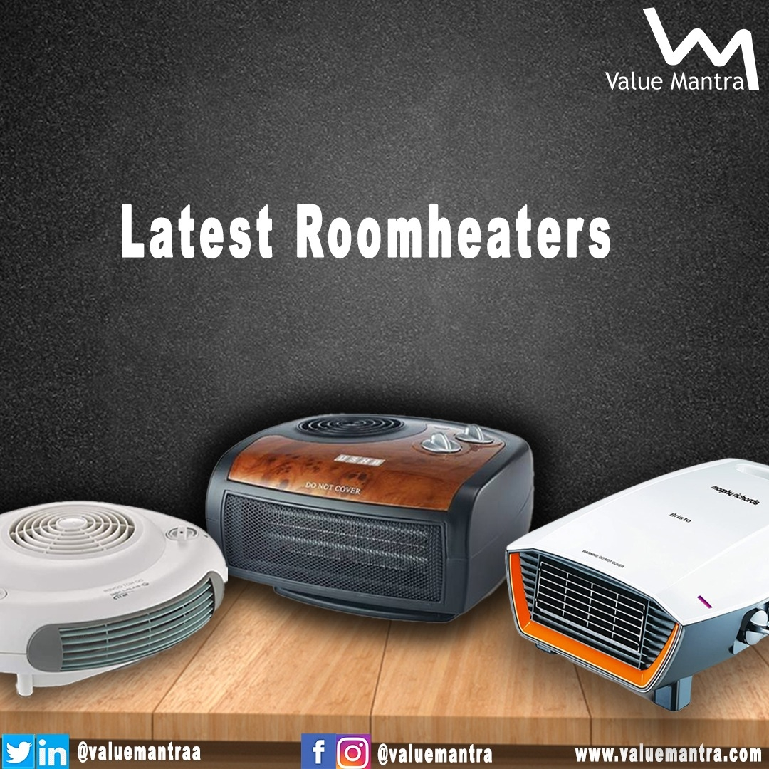 All you Need to Know About The Room Heaters