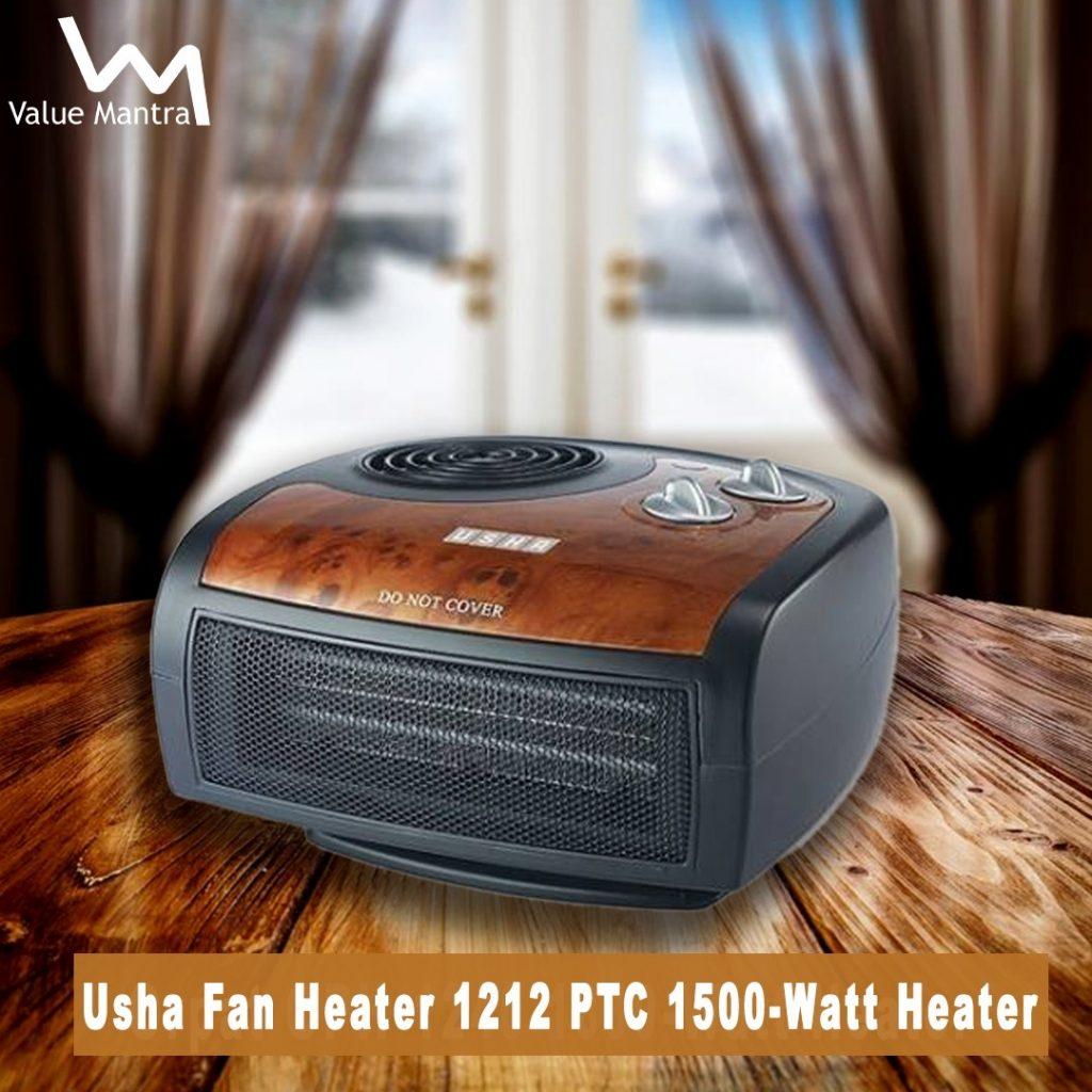Usha Heater