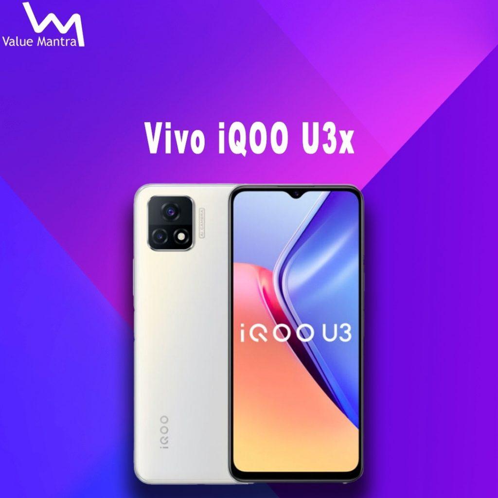 Vivo iQOO U3 gaming phone