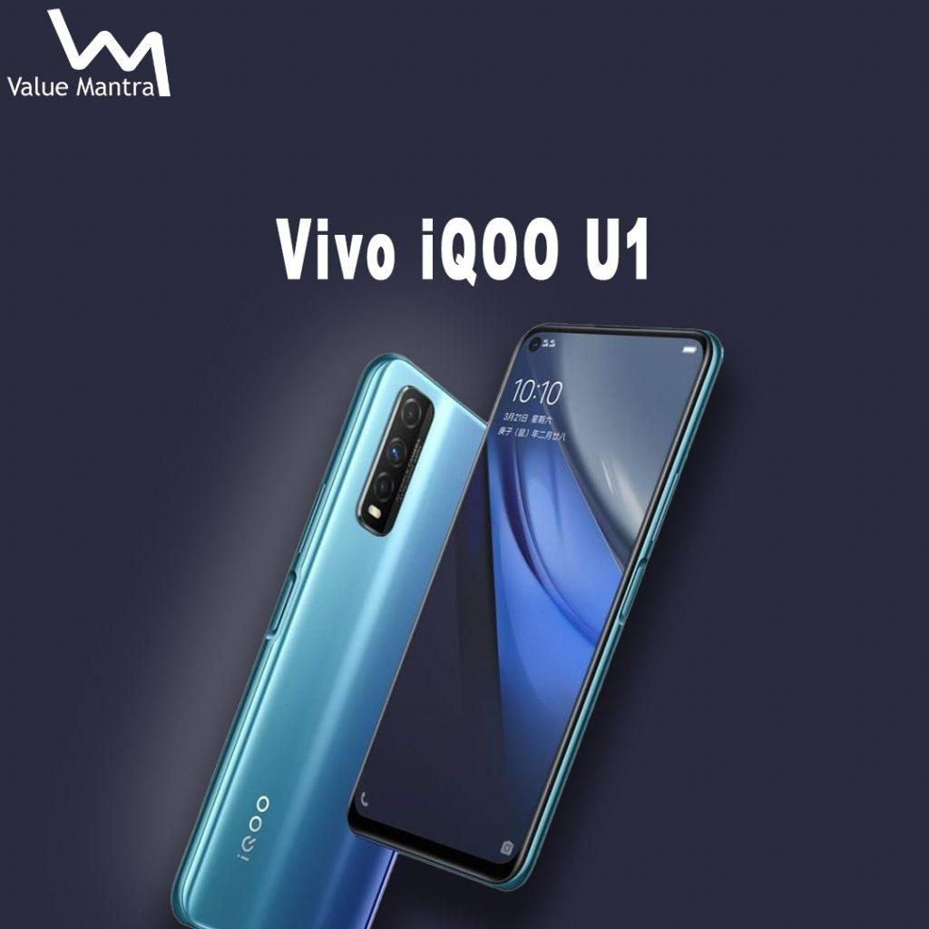 Vivo iQOO U1 5g smartphone
